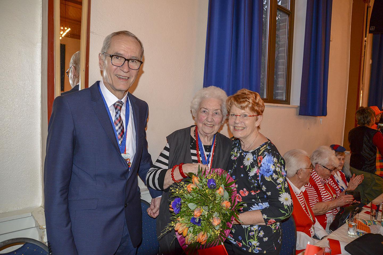 2019: Sieglarer Seniorensitzung. Foto: Carsten Seim